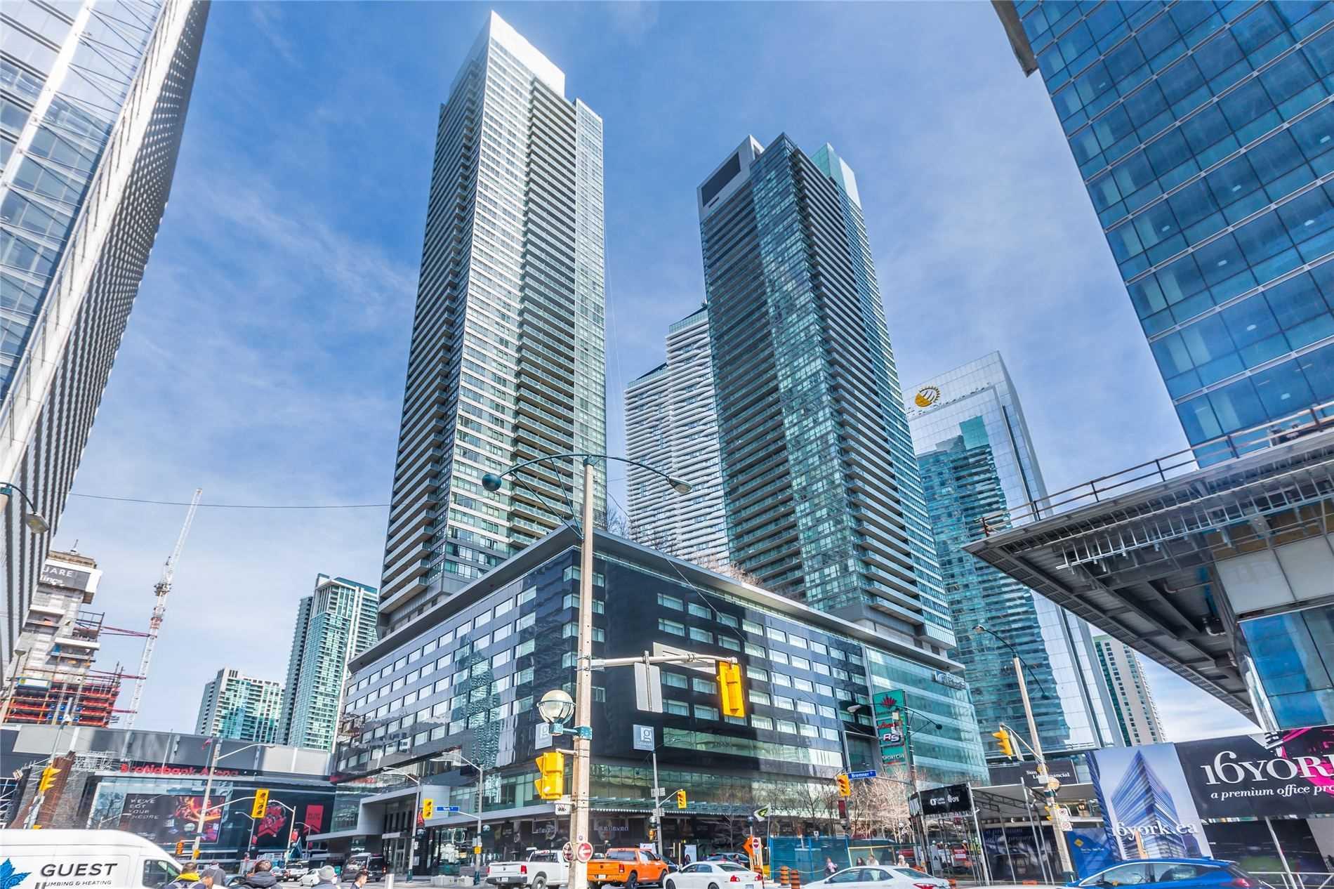 #1604 - 55 Bremner Blvd, Toronto C4578276