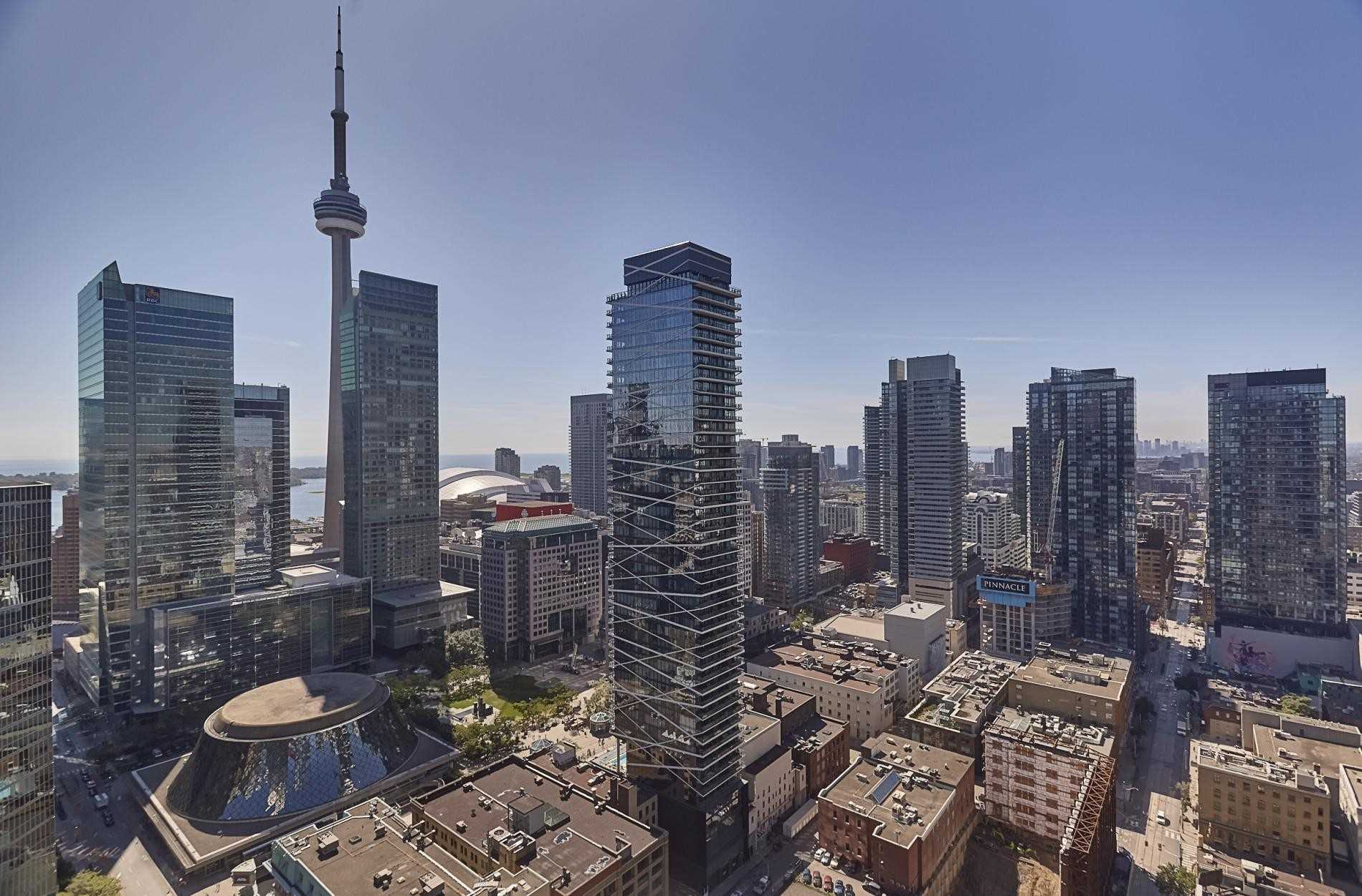 #3601 - 180 University Ave, Toronto C4580869