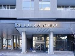 #2020 - 98 Lillian St, Toronto C4581524