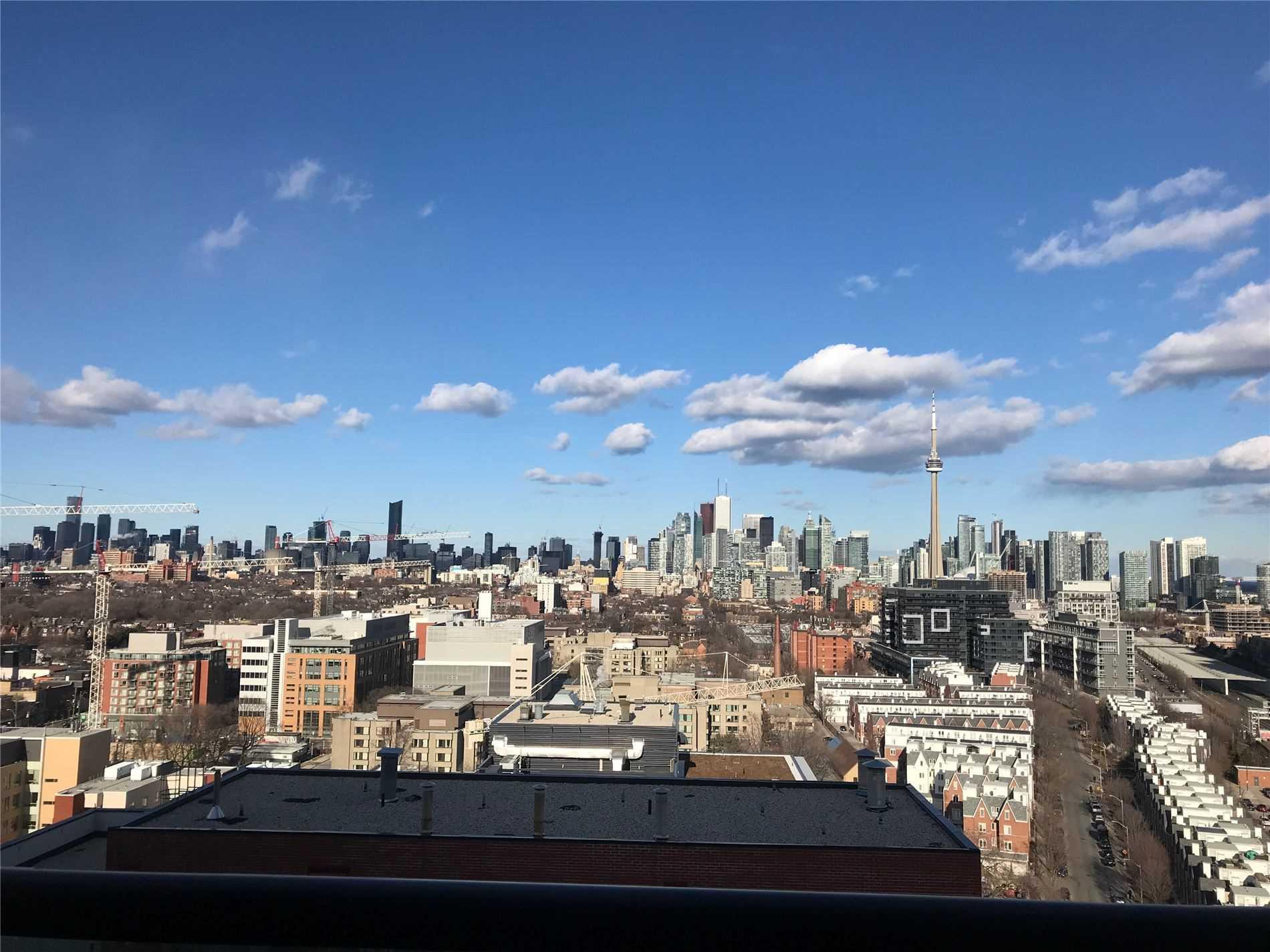 #2111E - 36 Lisgar St, Toronto C4581978