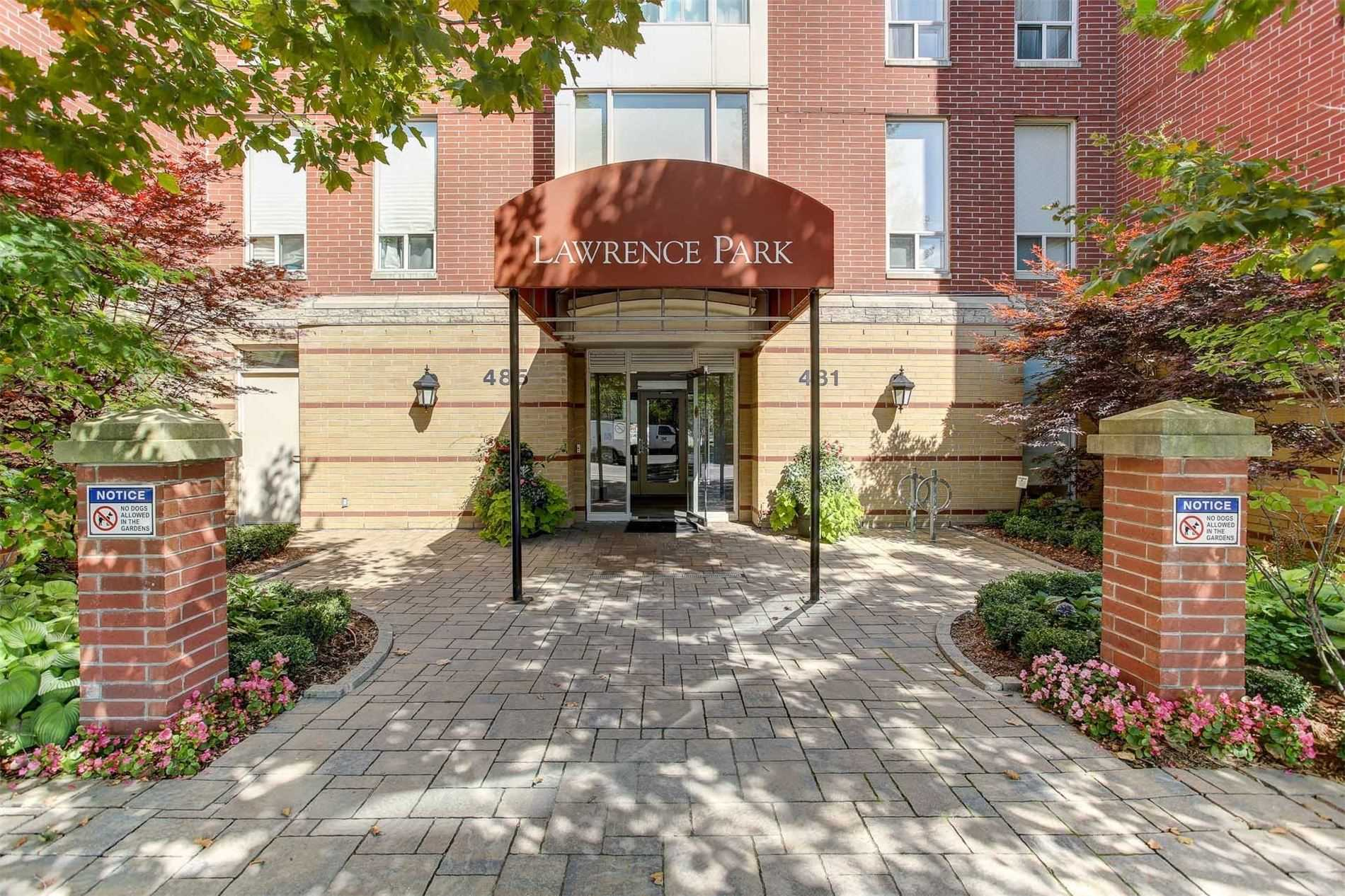 #508 - 481 Rosewell Ave, Toronto C4584260