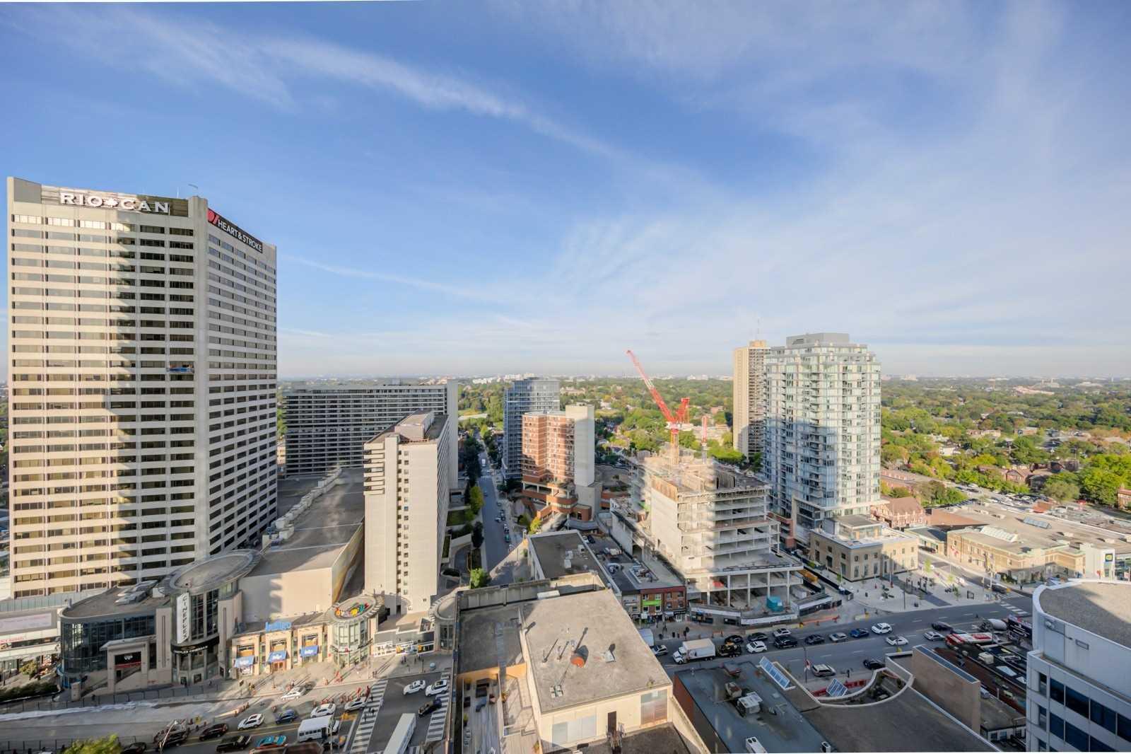 #2502 - 30 Roehampton Ave, Toronto C4587200