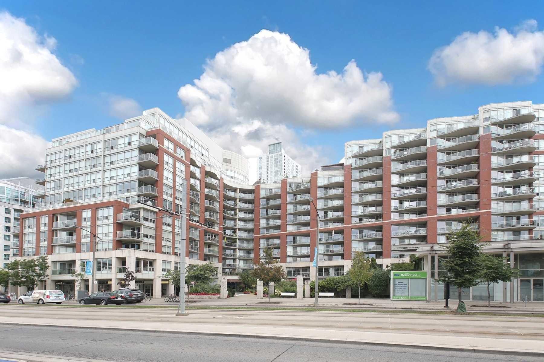 #908 - 550 Queens Quay West Quay, Toronto C4589162