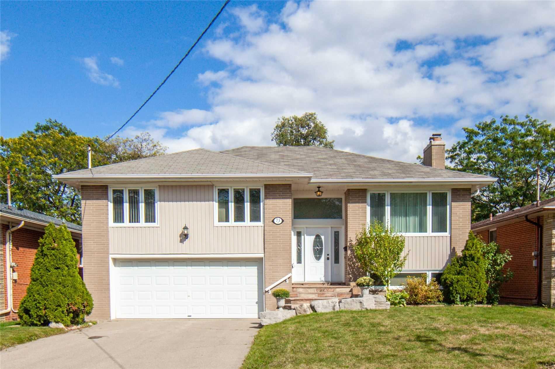 73 Heathview Ave, Toronto C4589905