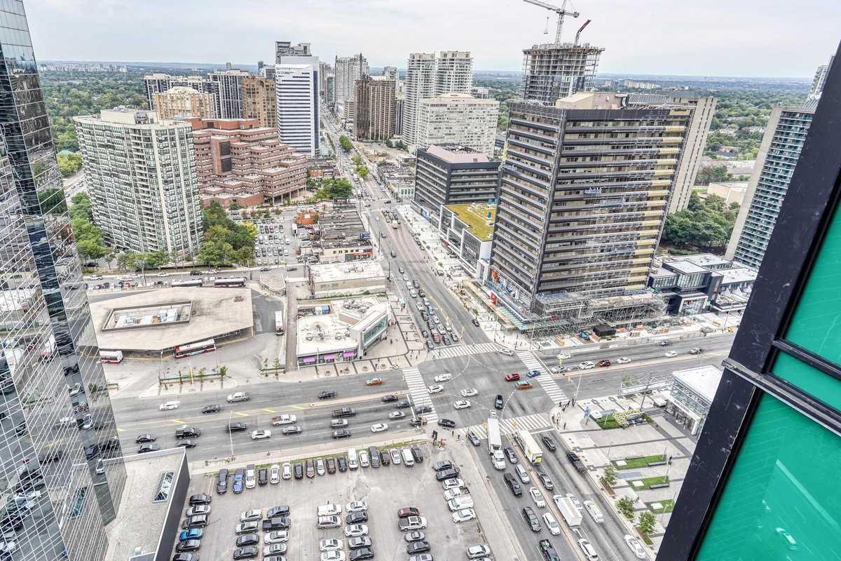 #2807 - 9 Bogert Ave, Toronto C4592210