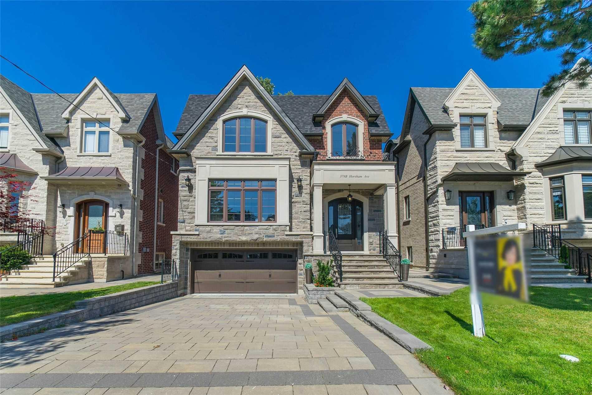 378B Horsham Ave, Toronto C4595693