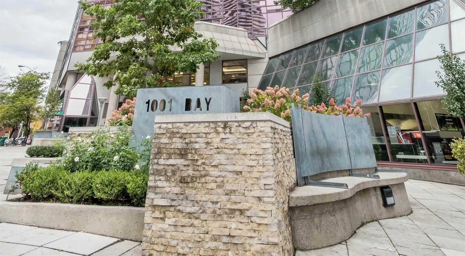 #2518 - 1001 Bay St, Toronto C4598234
