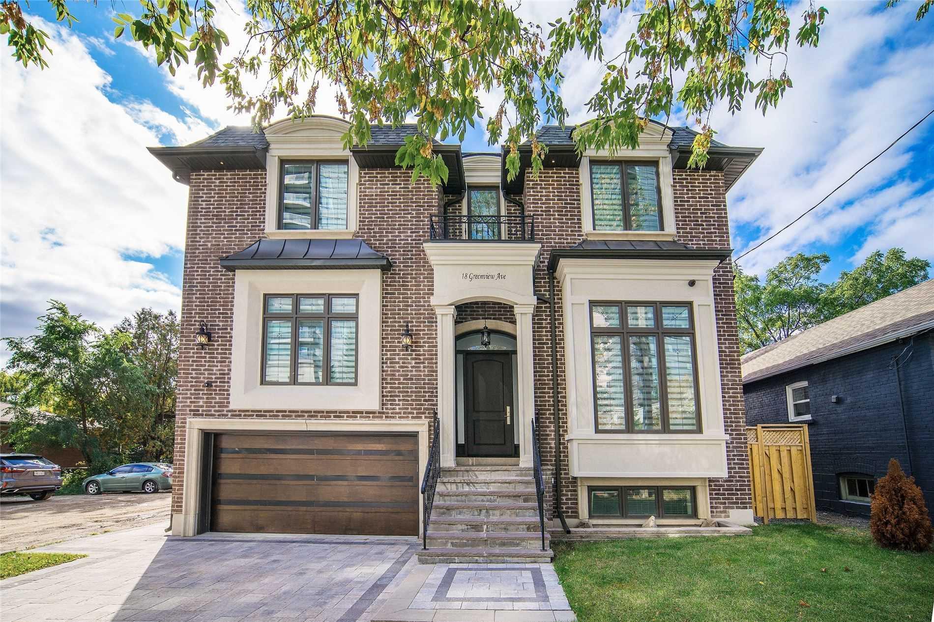18 Greenview Ave, Toronto C4598600