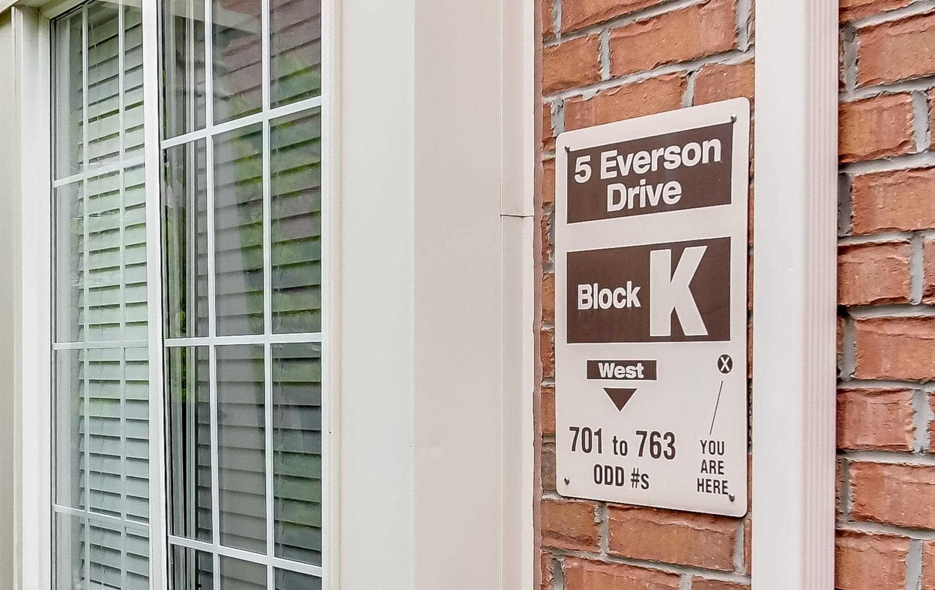 #751 - 5 Everson Dr, Toronto C4601826