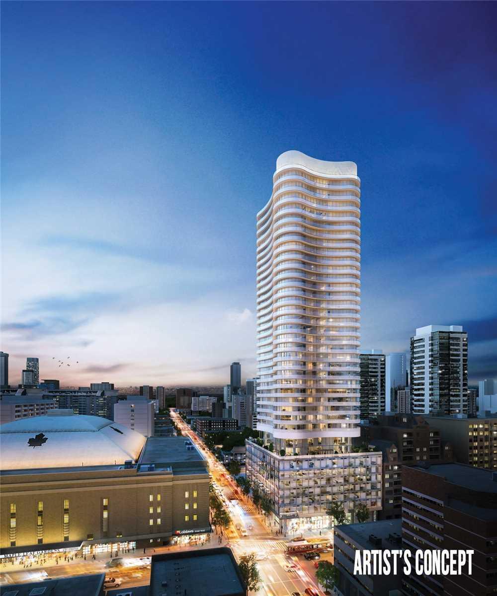 #2708 - 70 Carlton St, Toronto C4602685