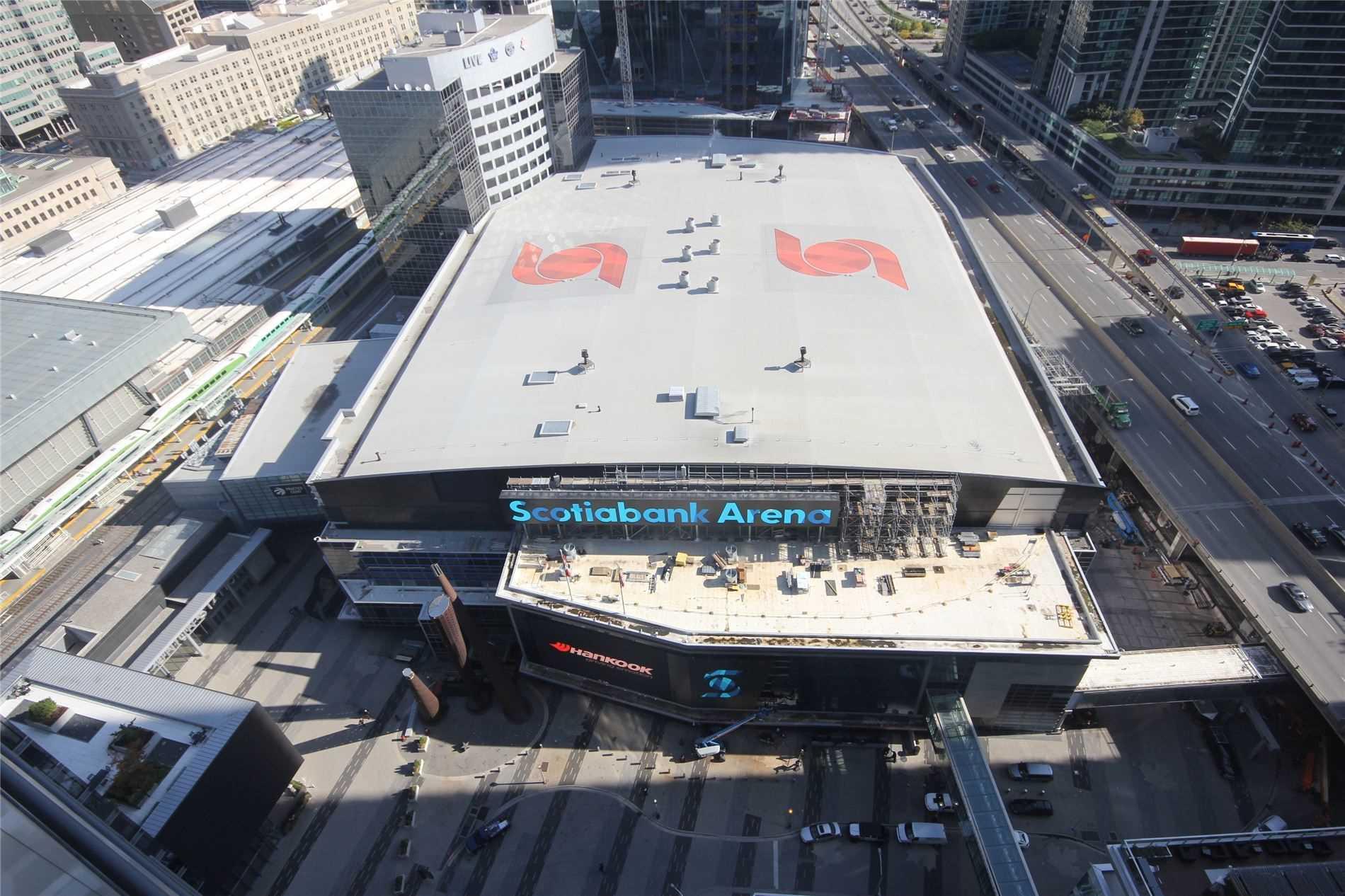 #2909 - 65 Bremner Blvd, Toronto C4608975