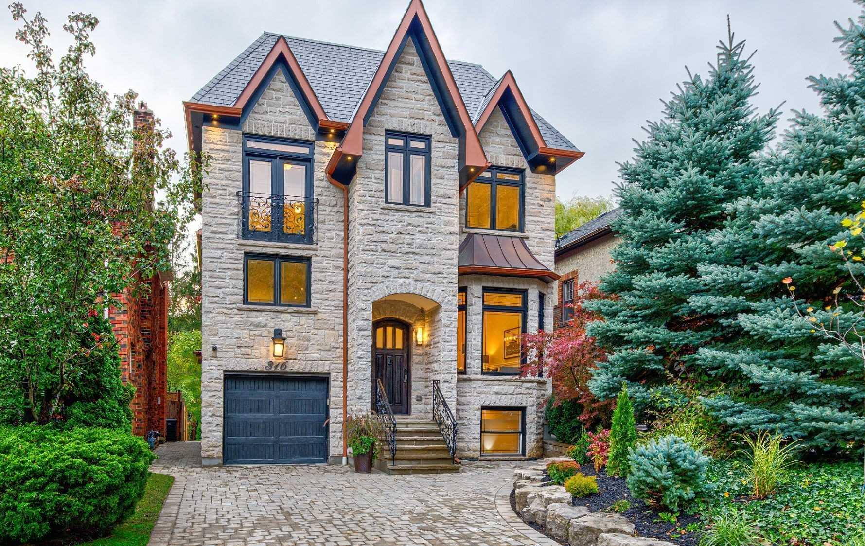 316 Warren Rd, Toronto C4610423