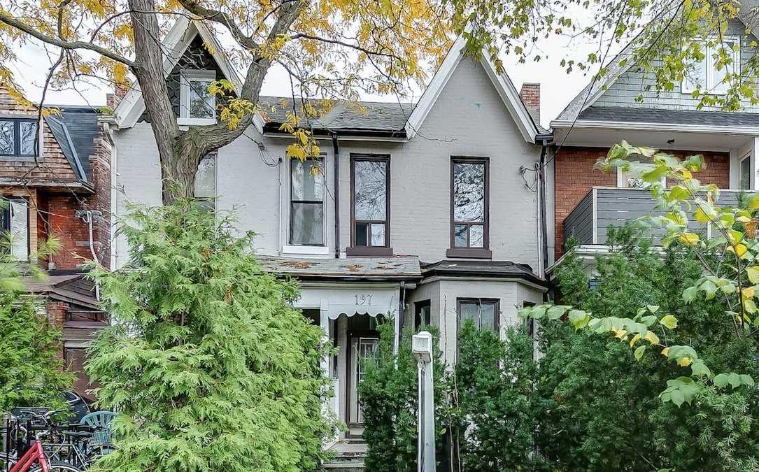 197 Brunswick Ave, Toronto C4615162