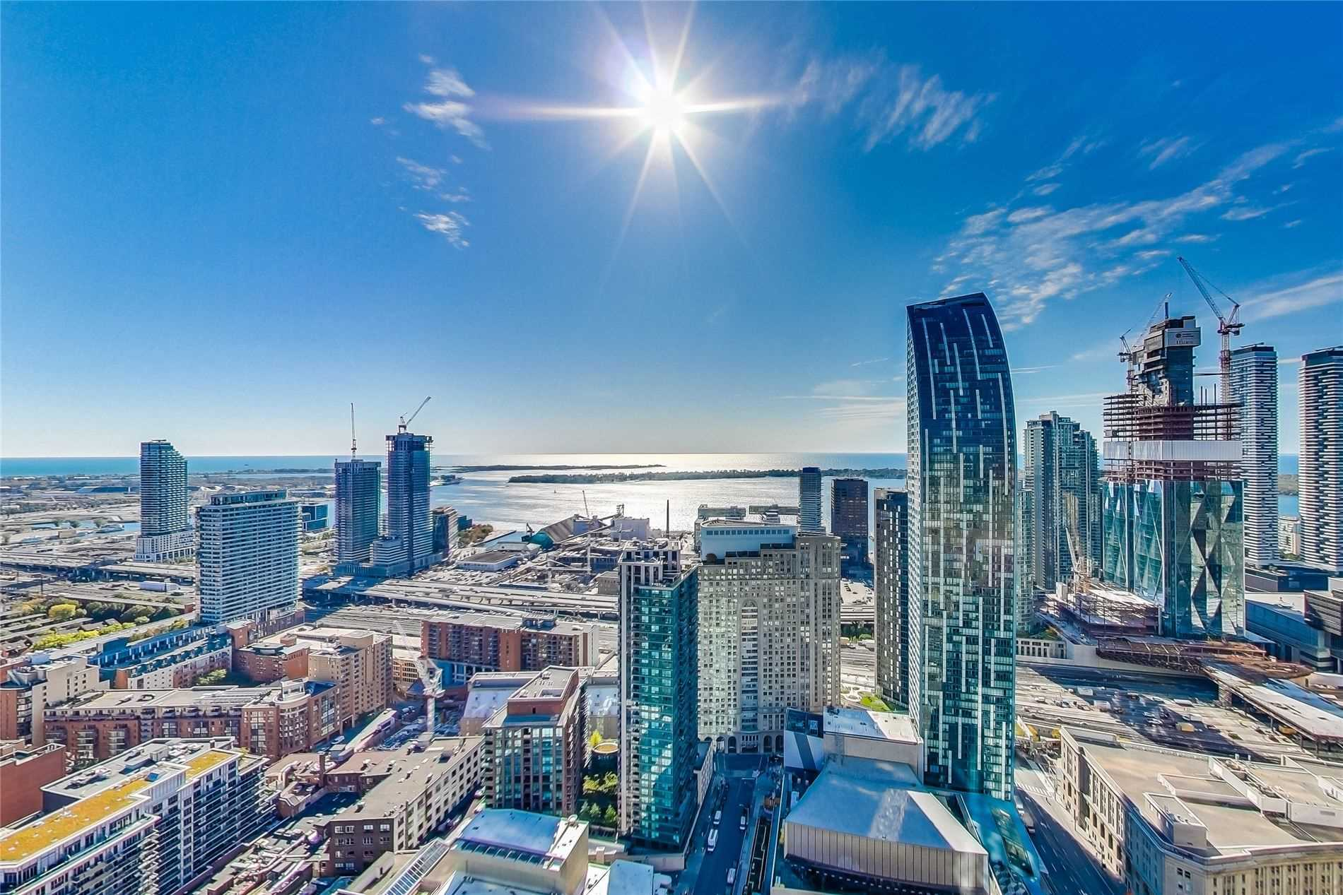 #4209 - 88 Scott St, Toronto C4619051