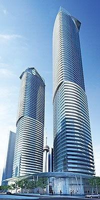 #6602 - 14 York St, Toronto C4619557