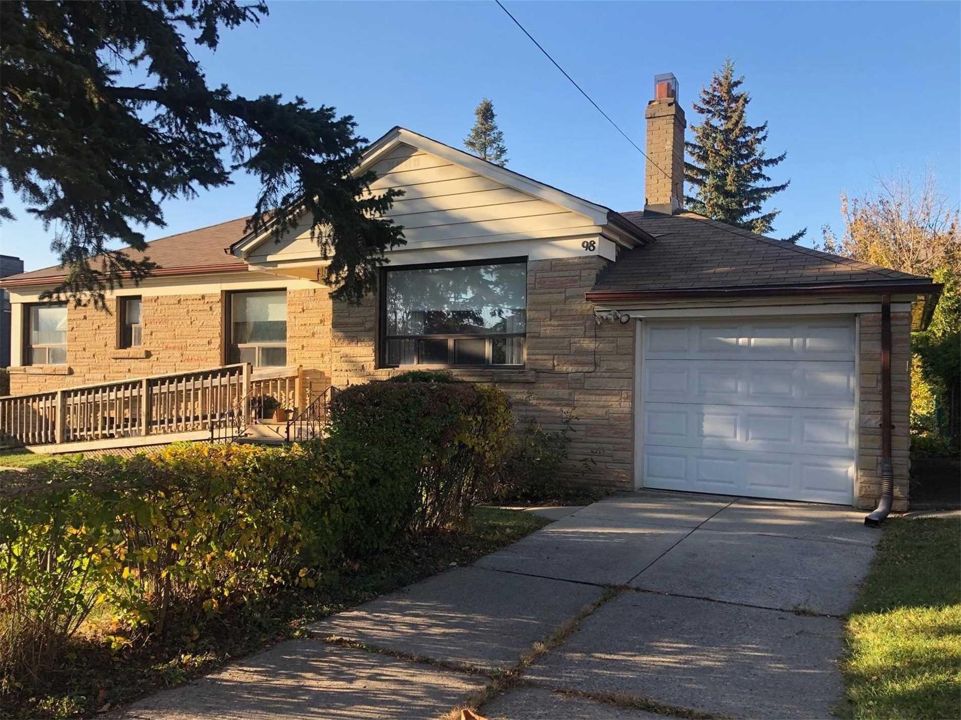 98 Dunblaine Ave, Toronto C4619591