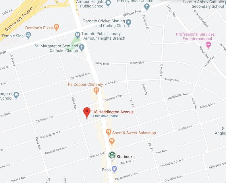 118 Haddington Ave, Toronto C4628832
