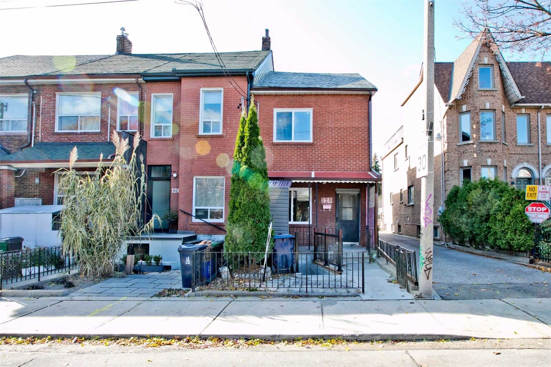 128 Euclid Ave, Toronto C4630798