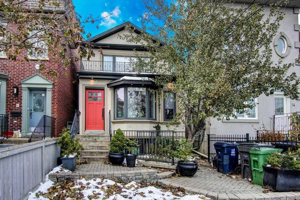 16 Bridgman Ave, Toronto C4637011