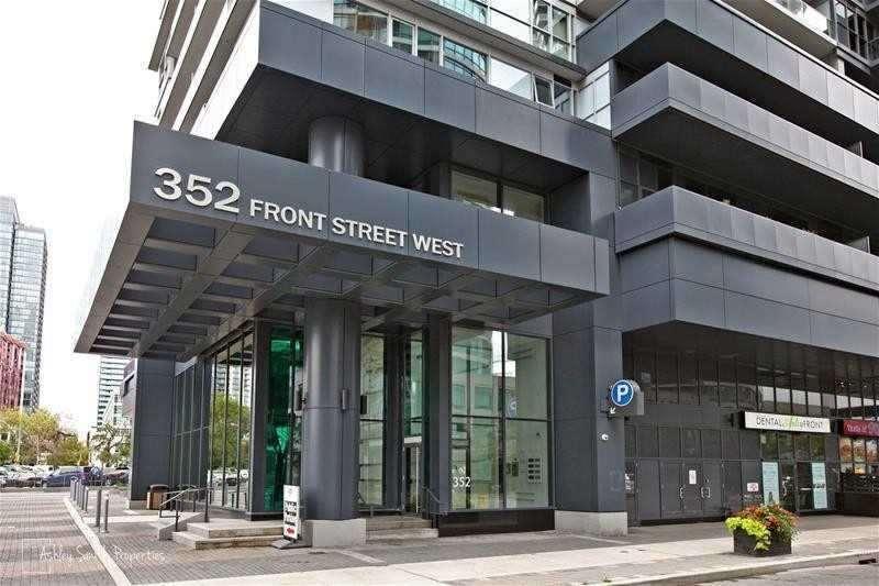 #505 - 352 Front St W, Toronto C4637921