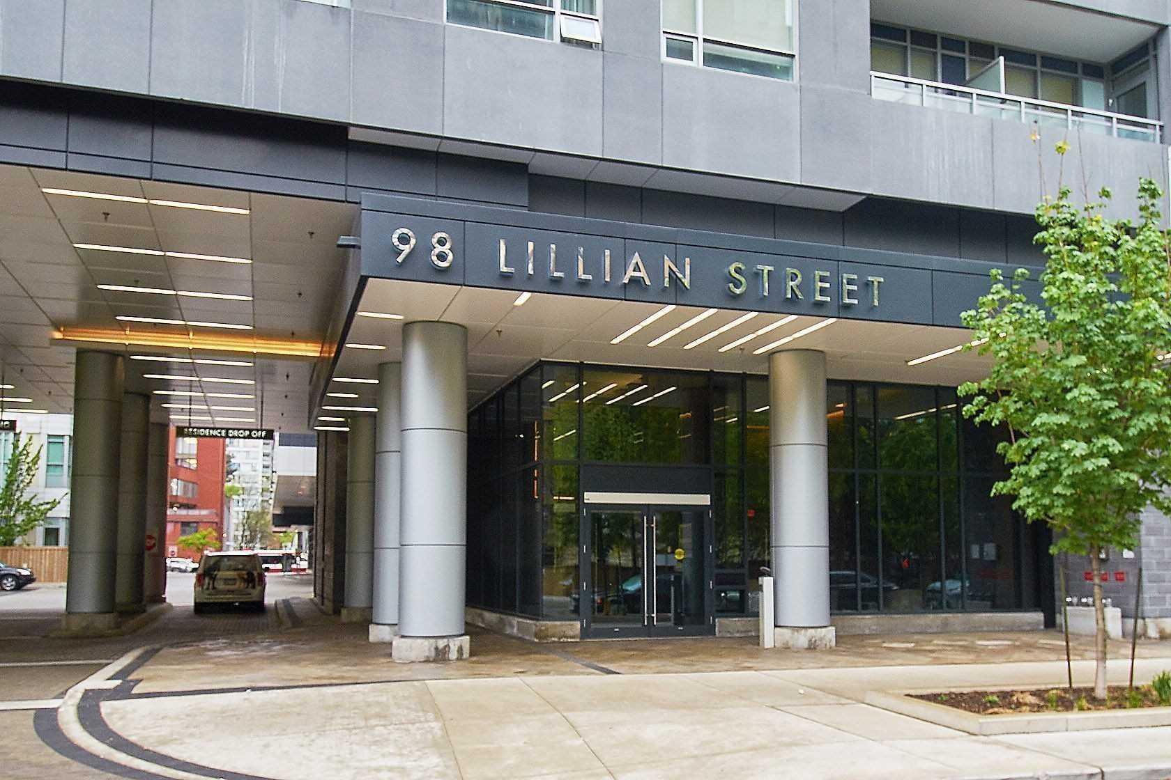 #3318 - 98 Lillian St, Toronto C4643803