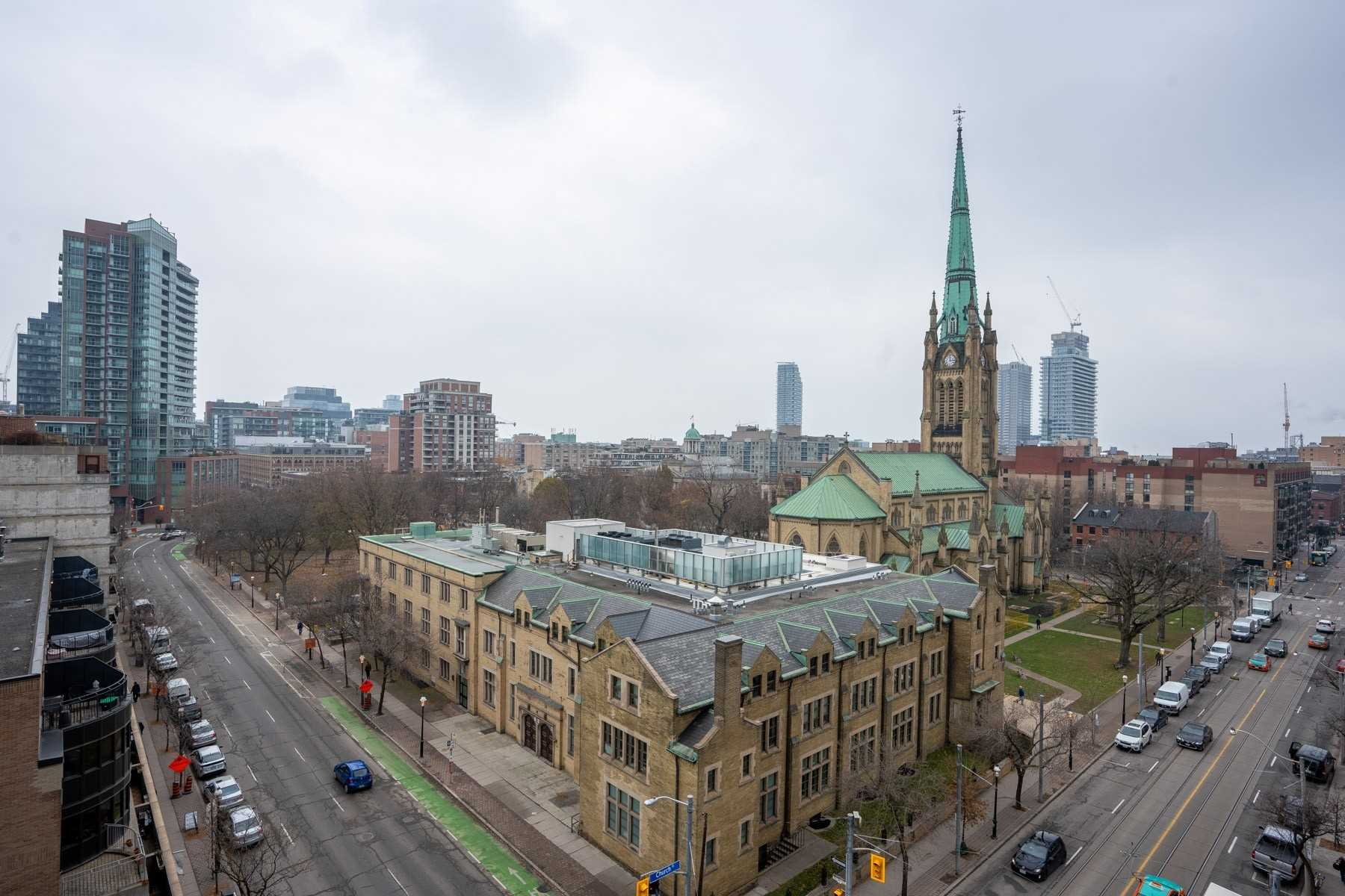 #808 - 33 Lombard St, Toronto C4646172