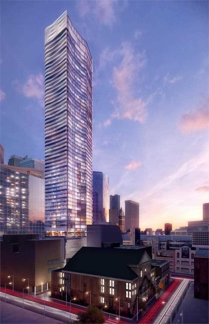 #4909 - 197 Yonge St, Toronto C4647839