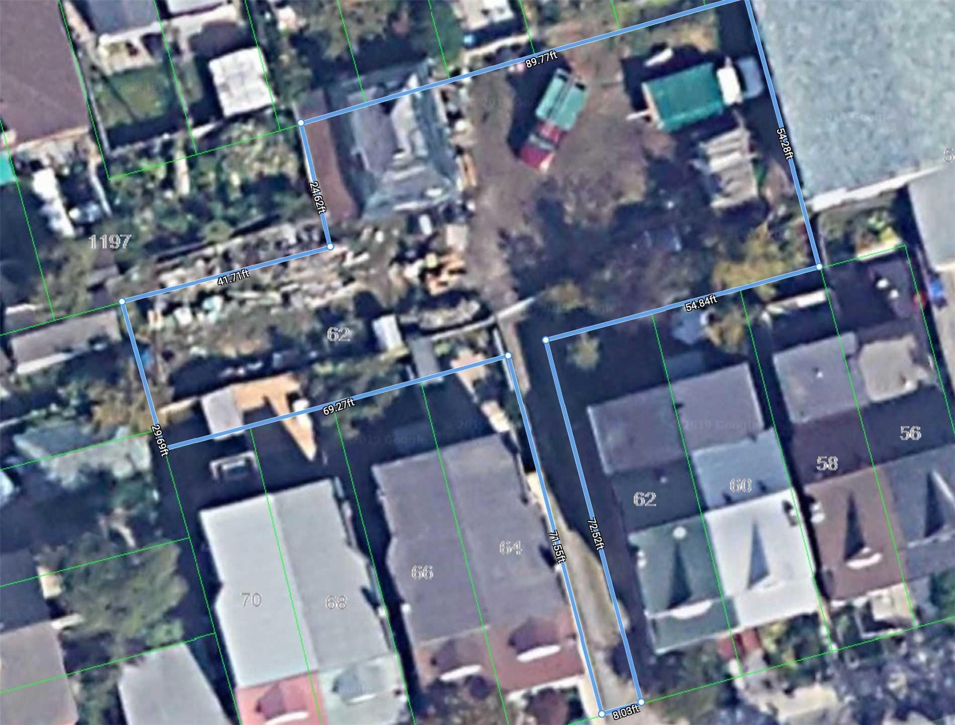 62A Moutray St, Toronto, M6K1W5