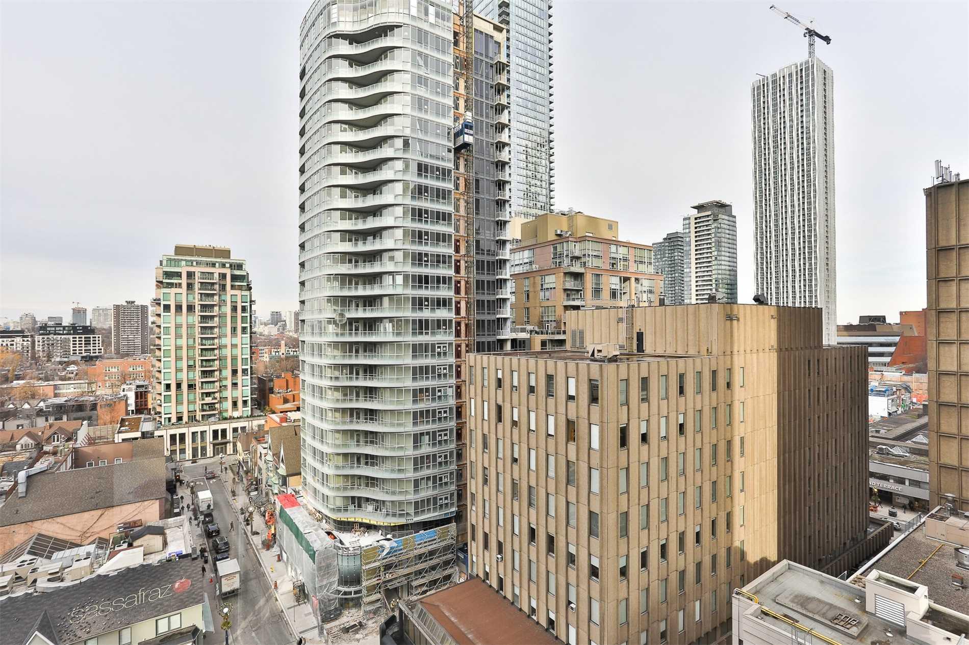 #1007 - 10 Bellair St, Toronto C4654645