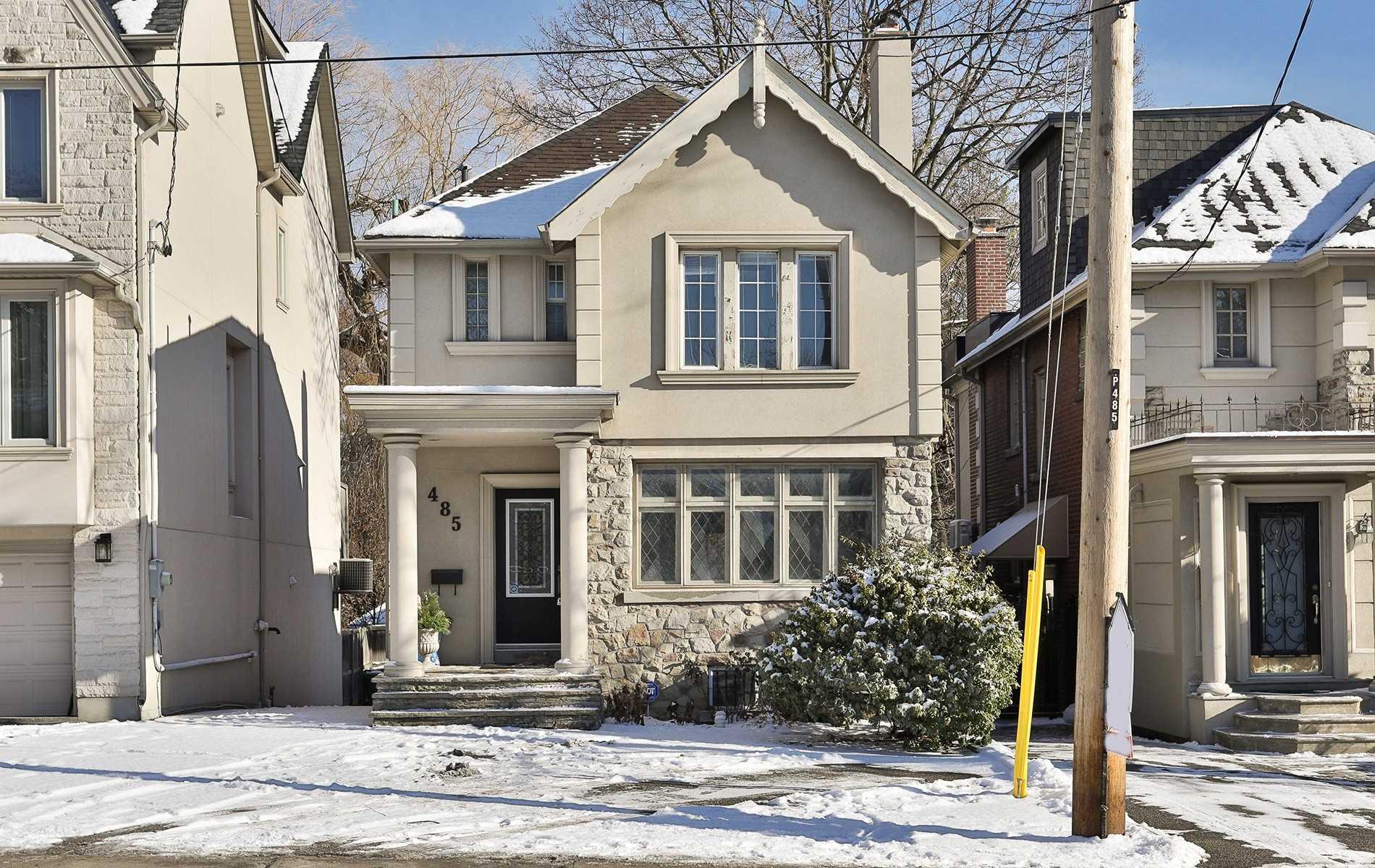 485 Spadina Rd, Toronto C4655624