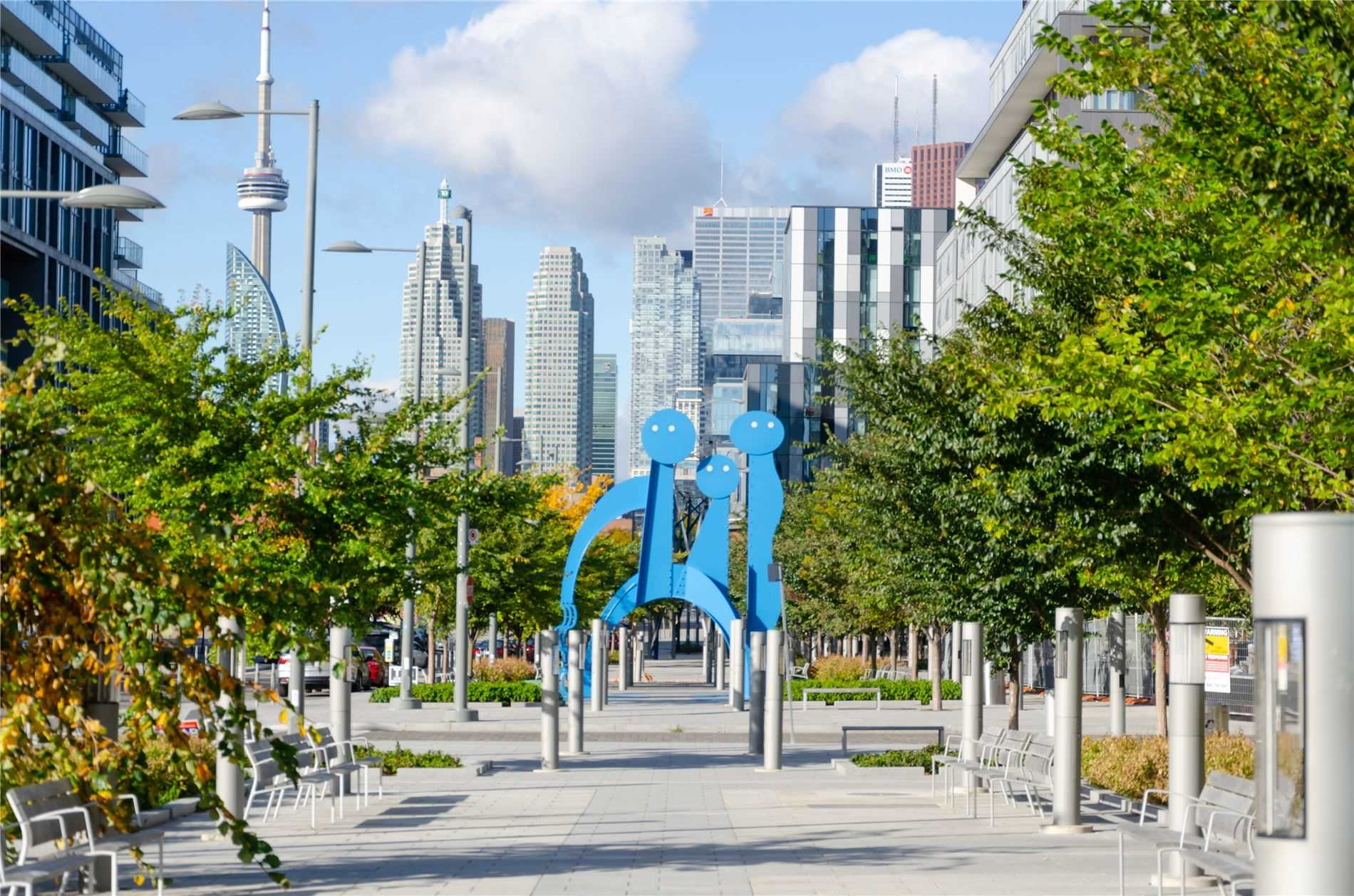 #N1011 - 120 Bayview Ave, Toronto C4663041