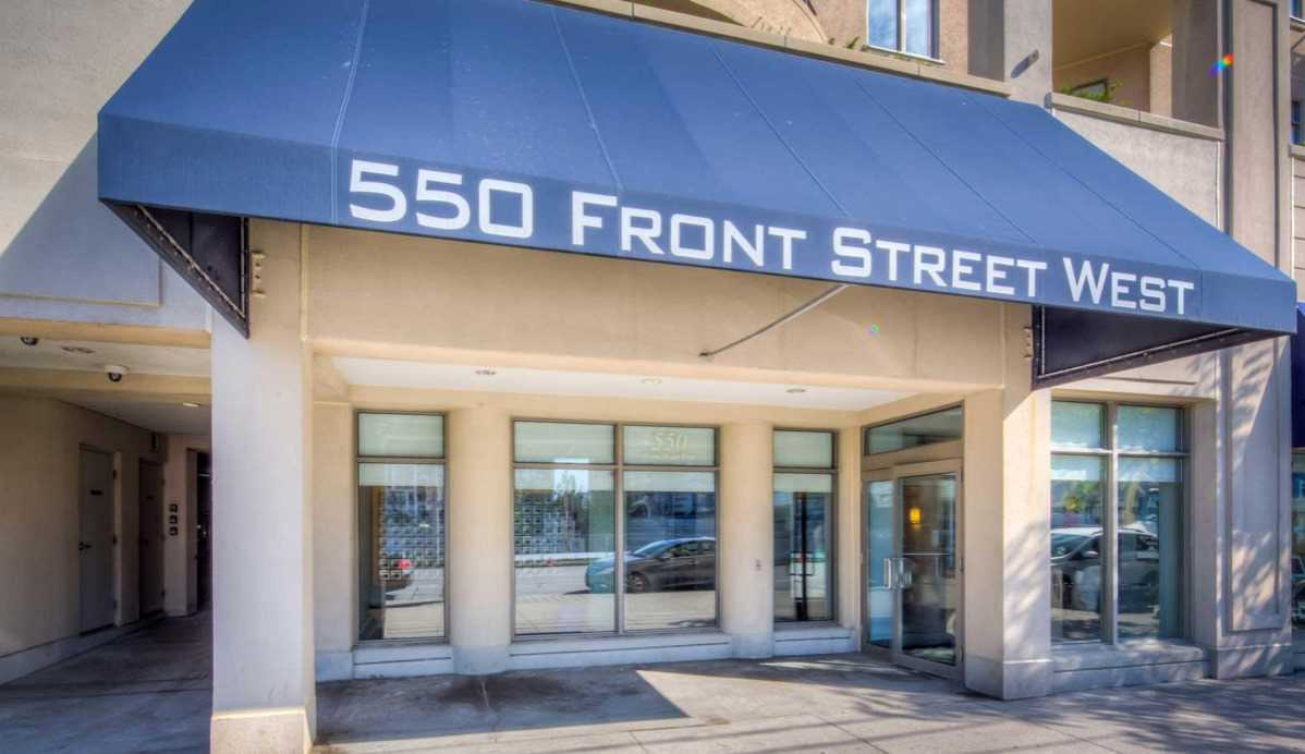 #430 - 550 Front St W, Toronto C4666537