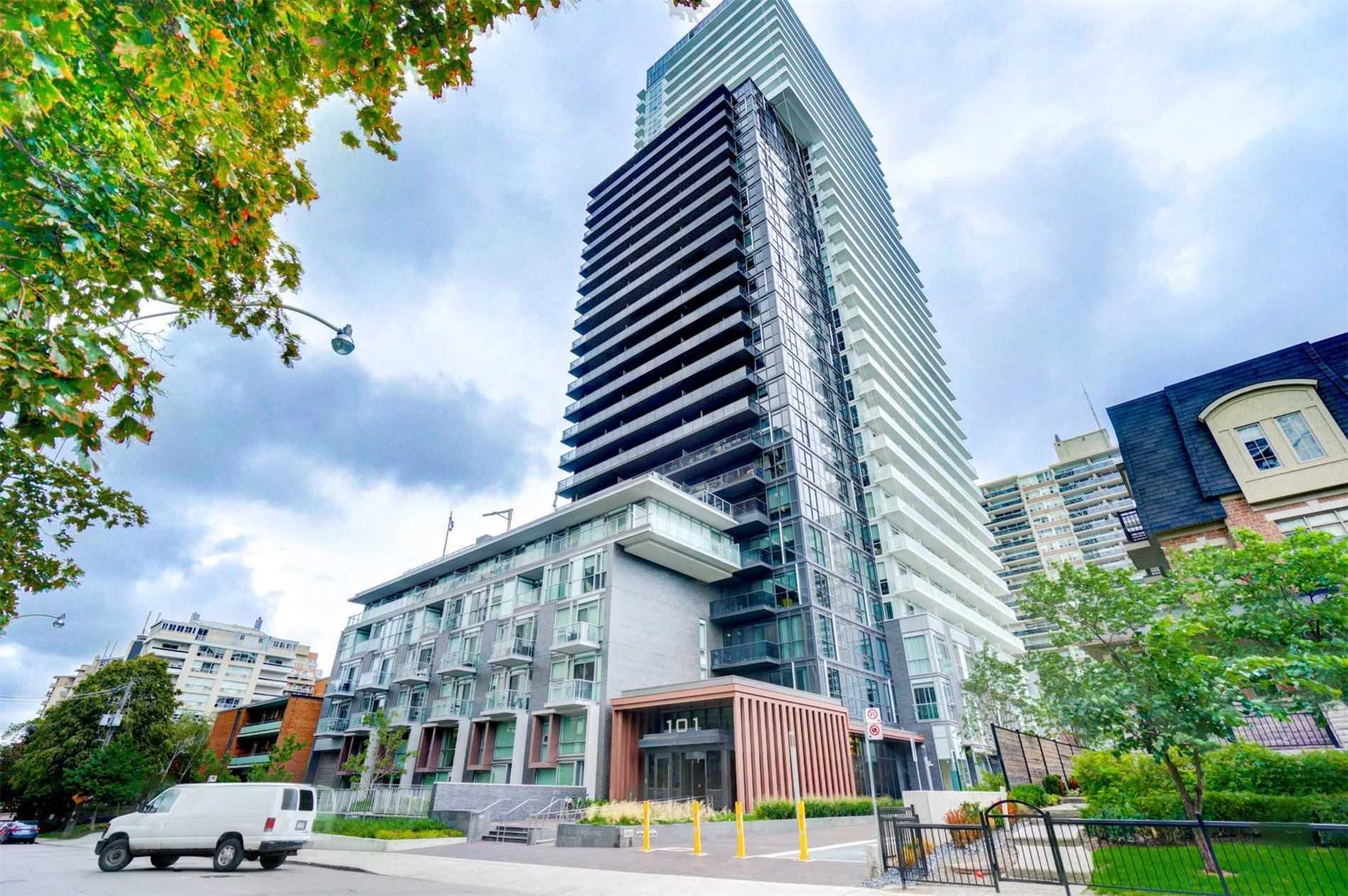 #1112 - 101 Erskine Ave, Toronto C4666868