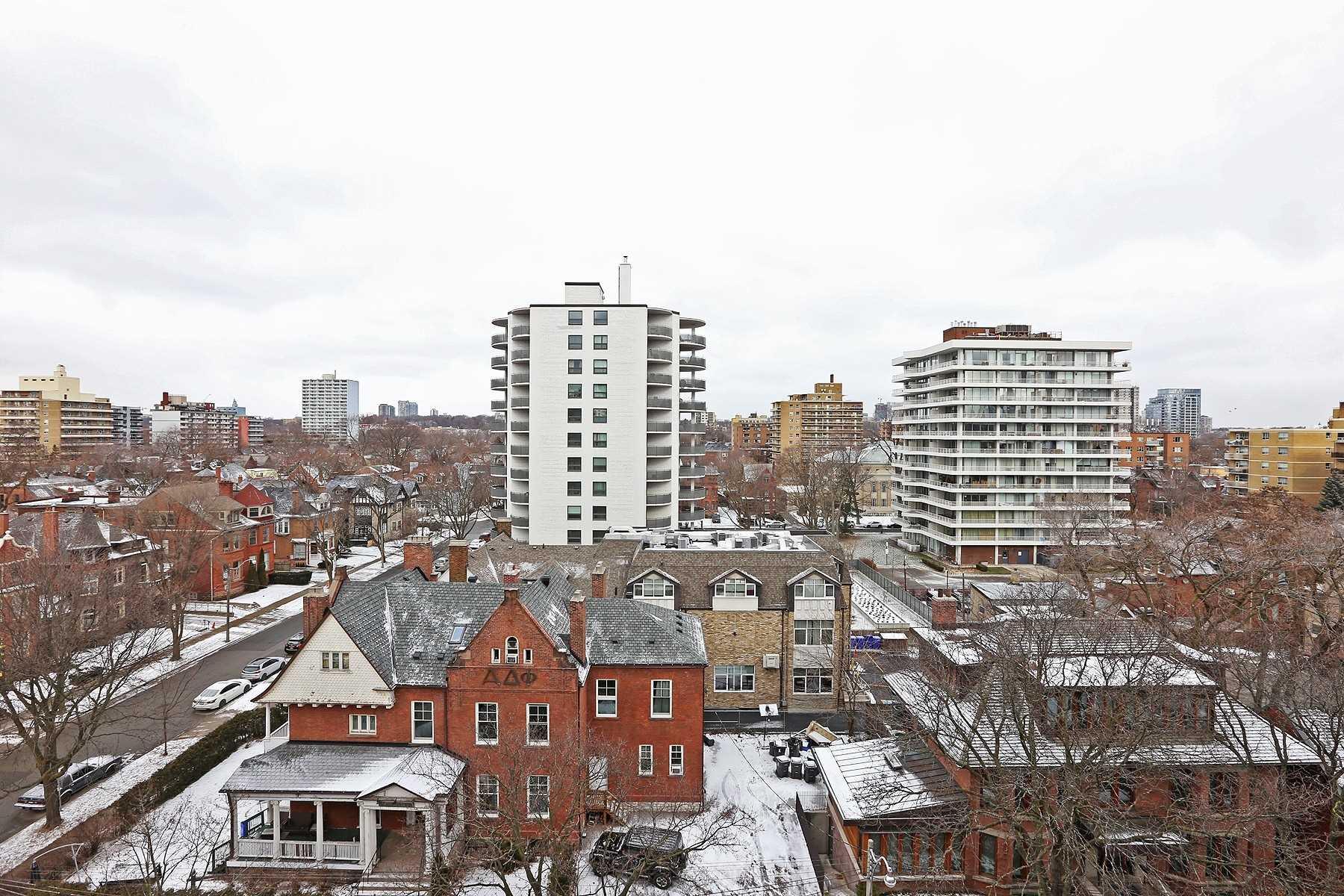 #813 - 95 Prince Arthur Ave, Toronto C4666989