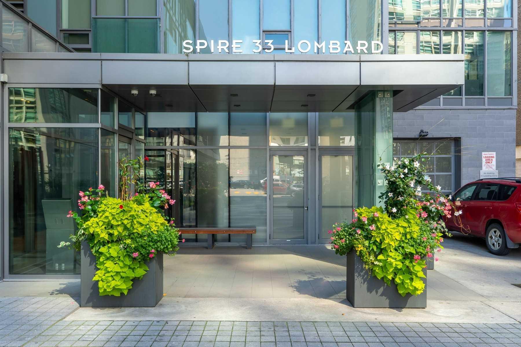 #808 - 33 Lombard St, Toronto C4667780