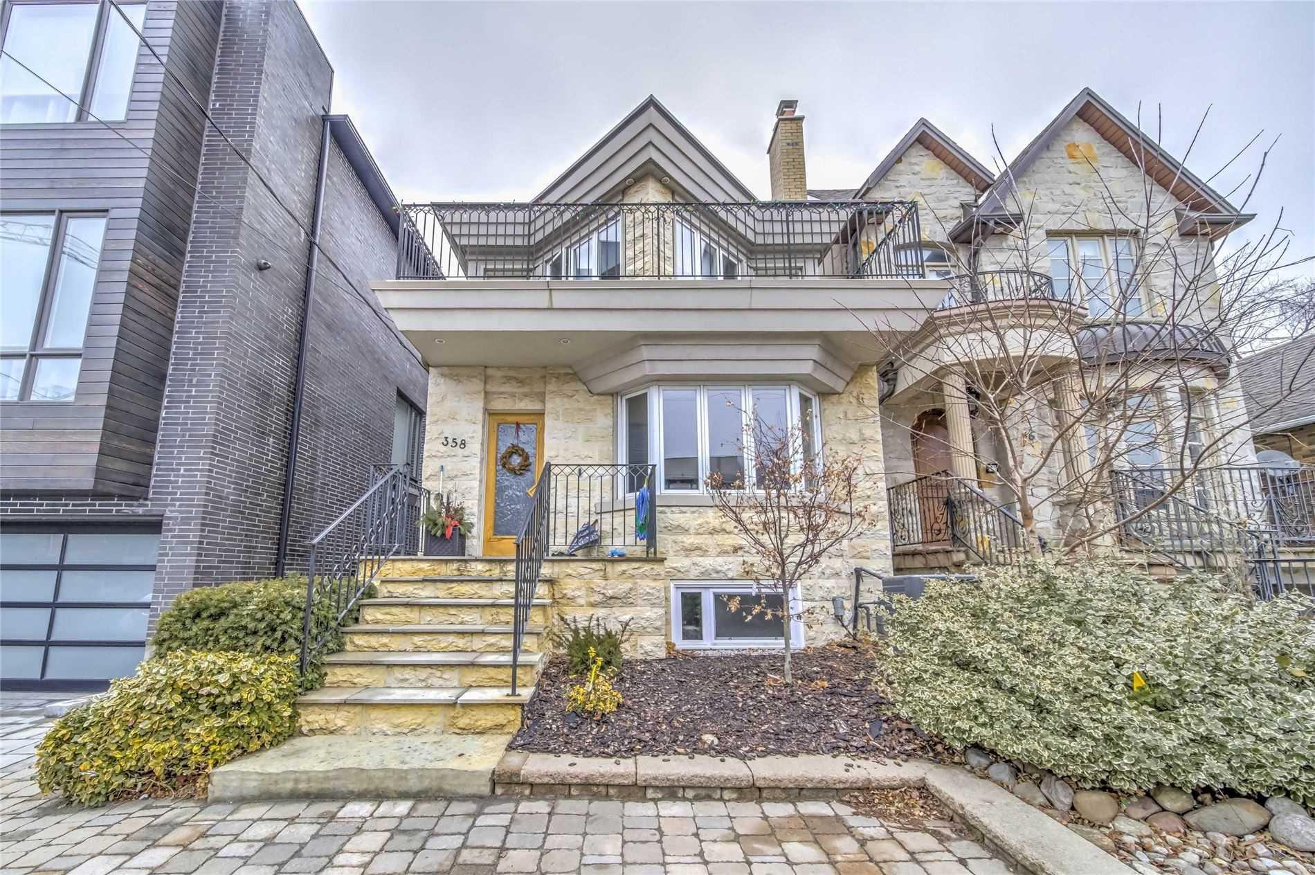 358 Fairlawn Ave, Toronto C4672131