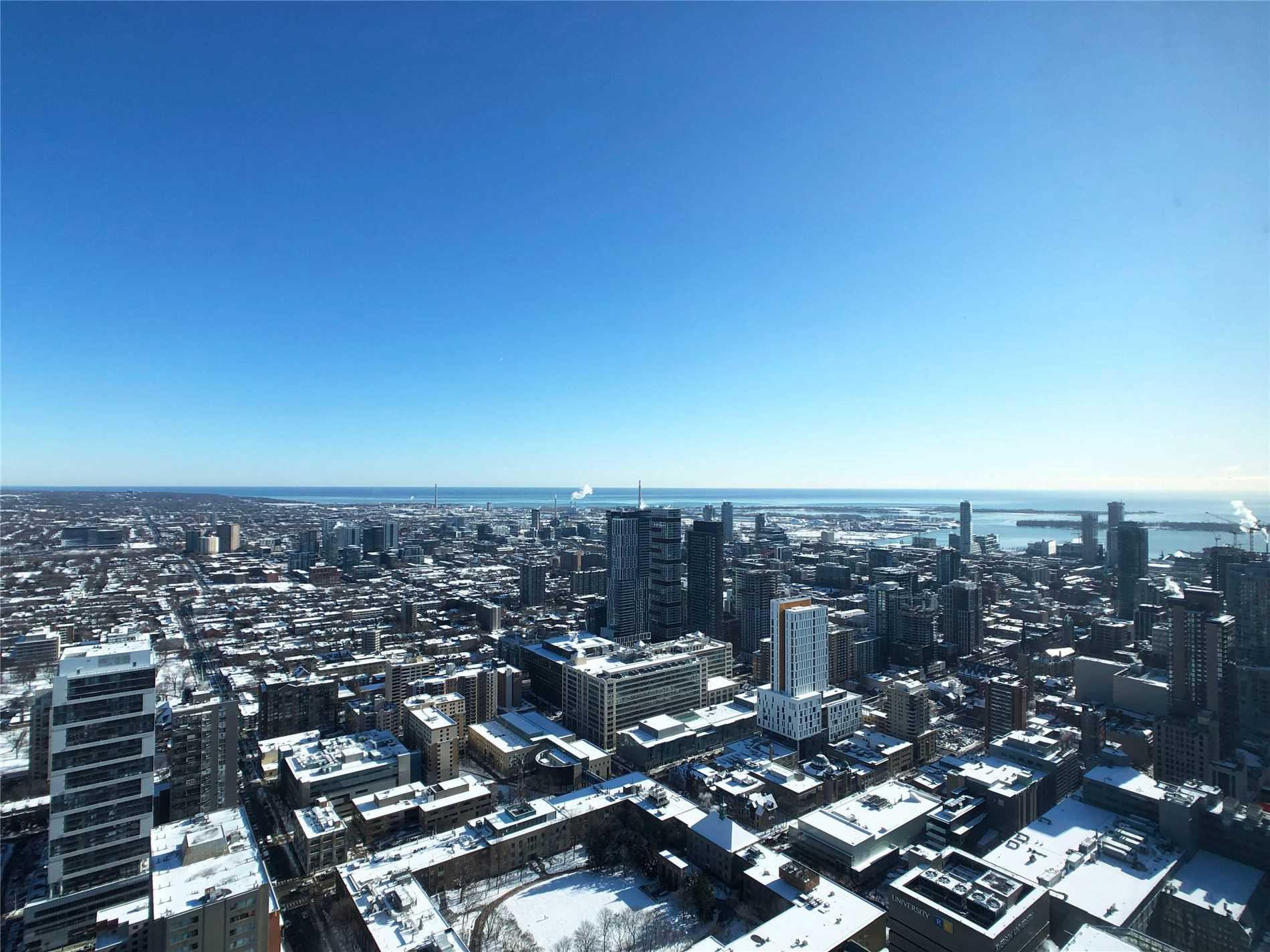 #5704 - 388 Yonge St, Toronto C4672292