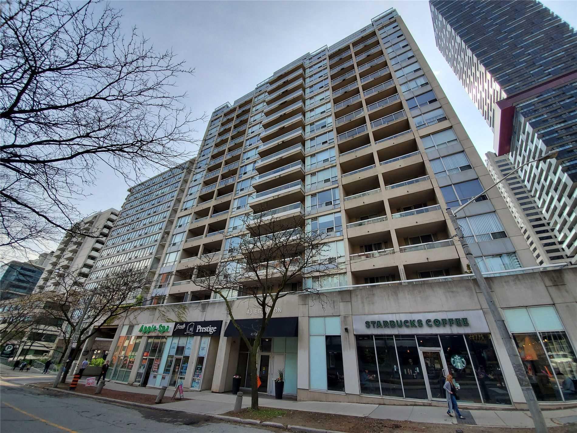 #1807 - 43 Eglinton Ave E, Toronto C4674128