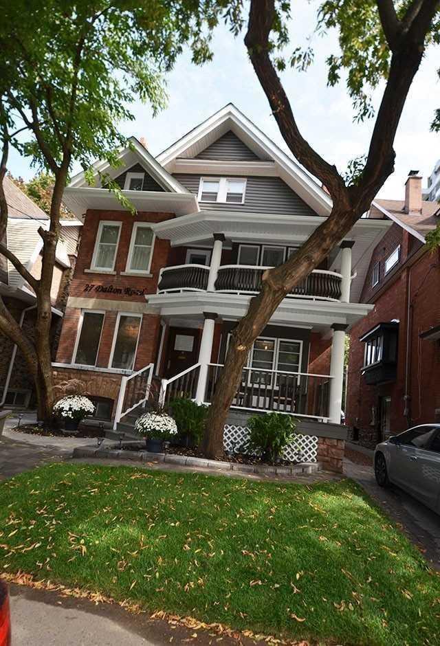27 Dalton Rd, Toronto C4681377