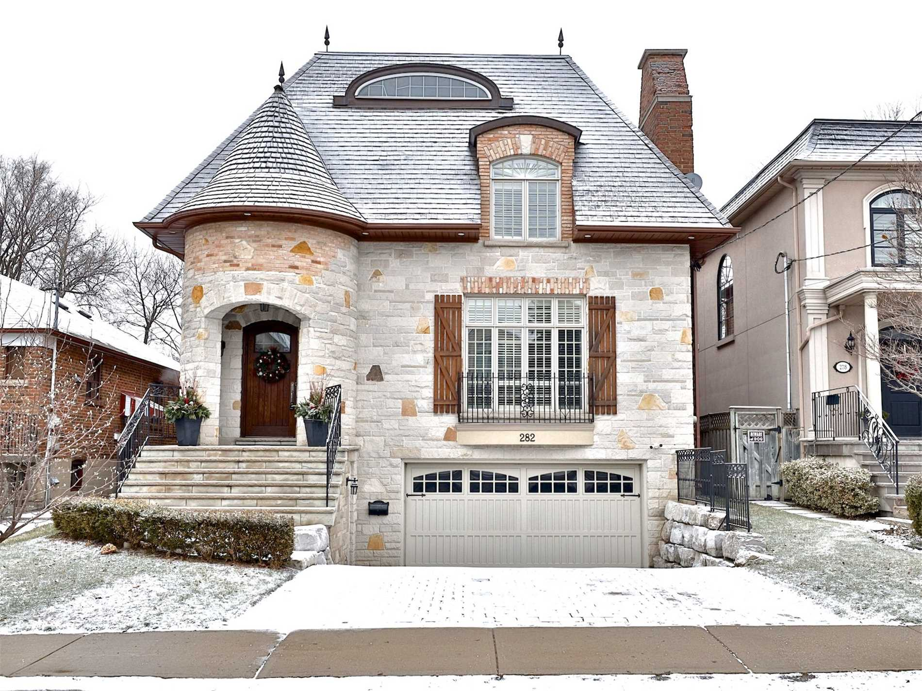 282 Brooke Ave, Toronto C4681941