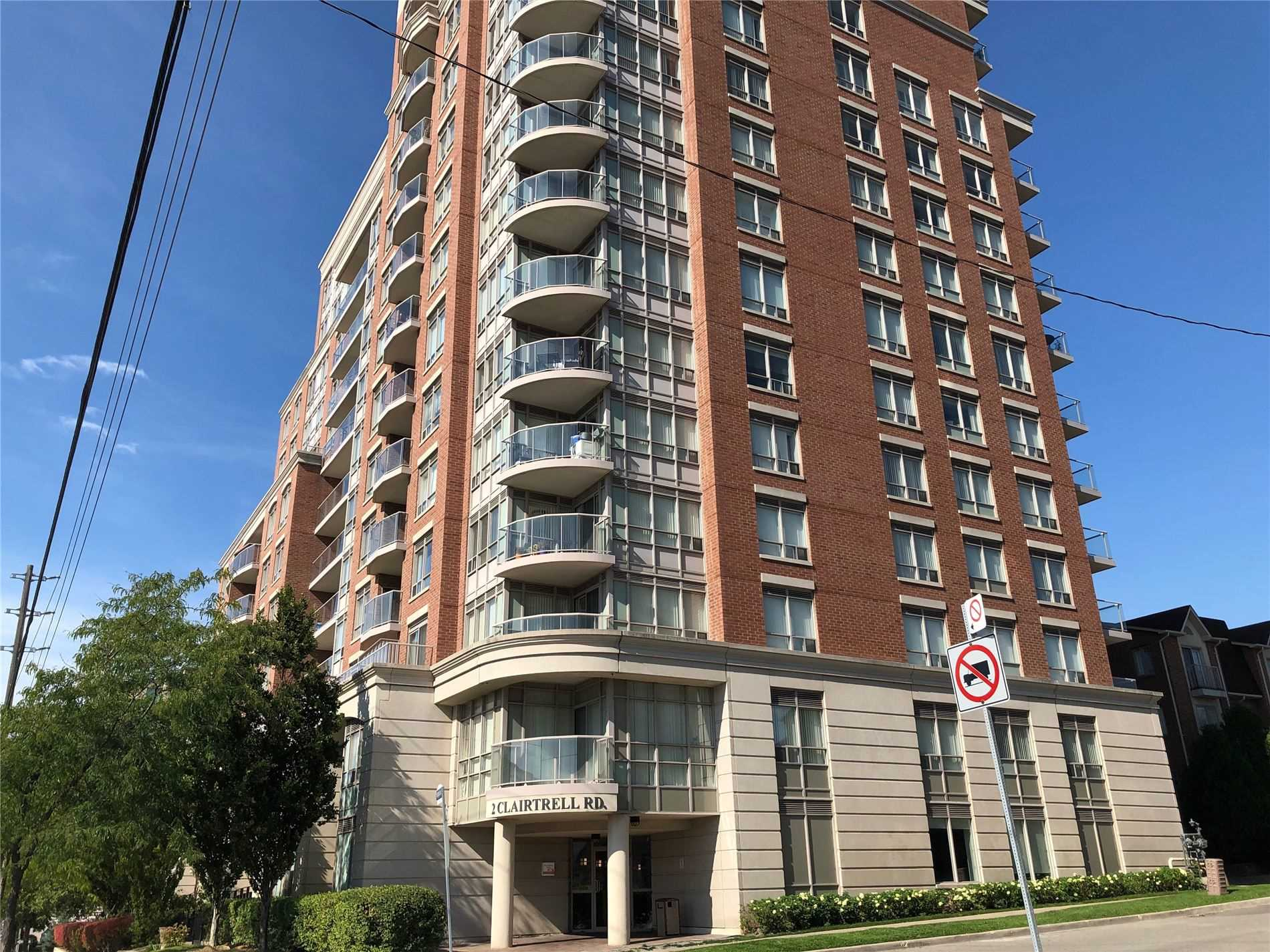 #Uph 3 - 2 Clairtrell Rd, Toronto C4683421