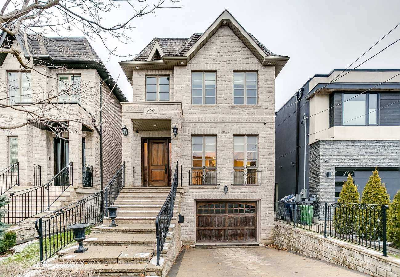 106 Dunblaine Ave, Toronto C4685547