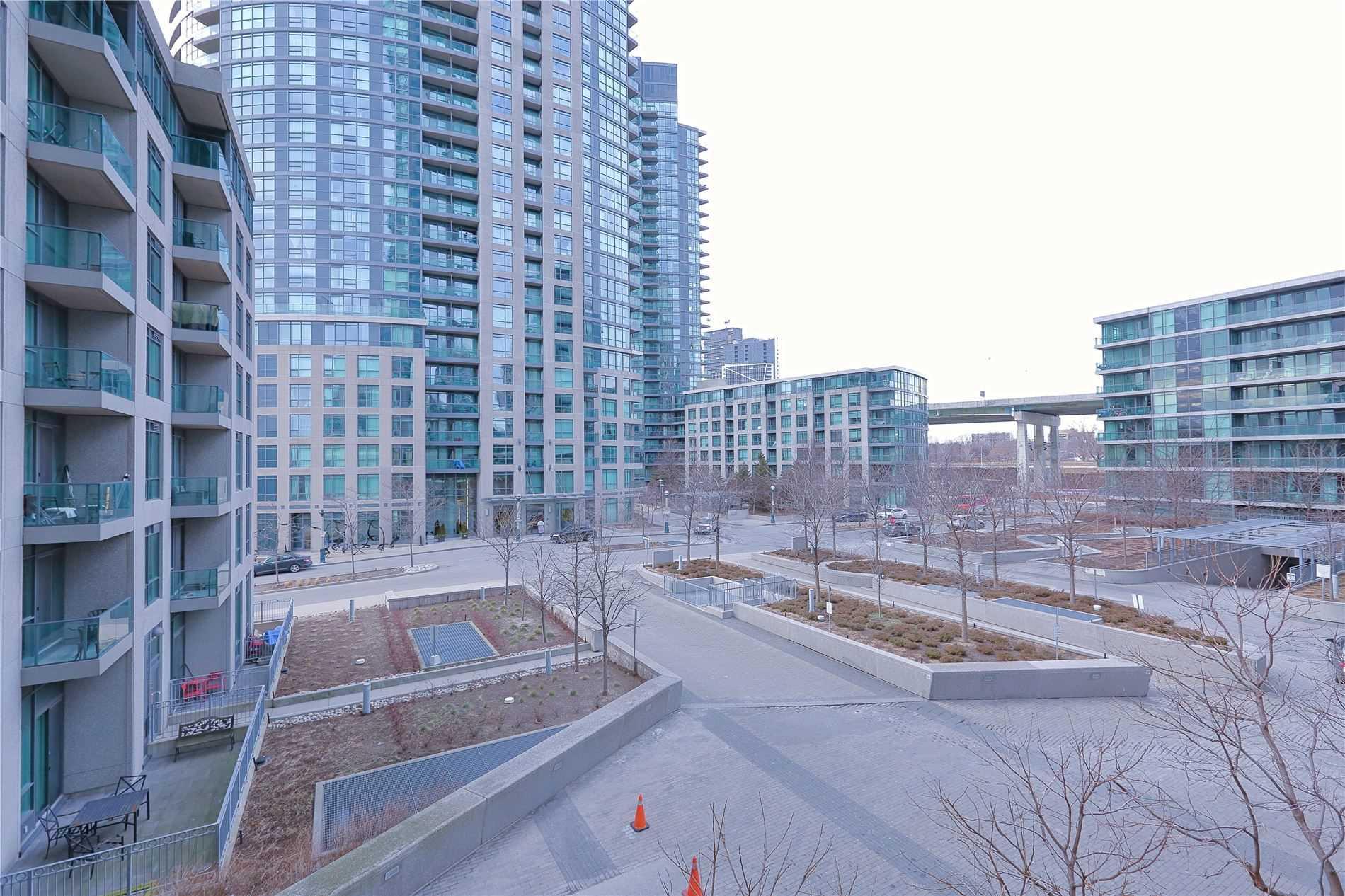 #318 - 215 Fort York Blvd, Toronto C4688429