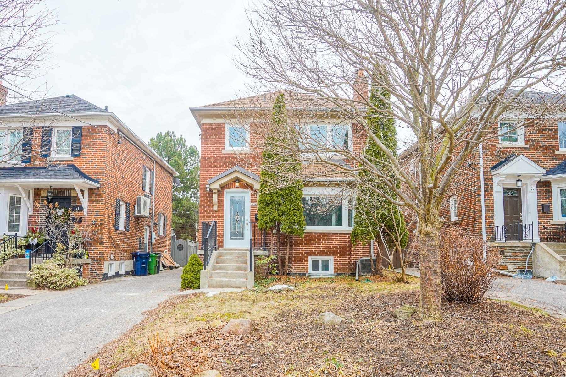 69 Glenvale Blvd, Toronto, M4G2V5