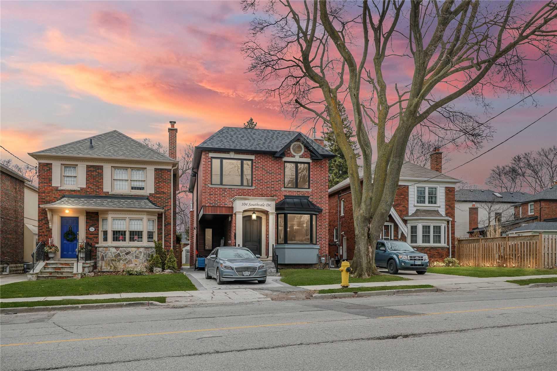 104 Southvale Dr, Toronto, M4G1G7