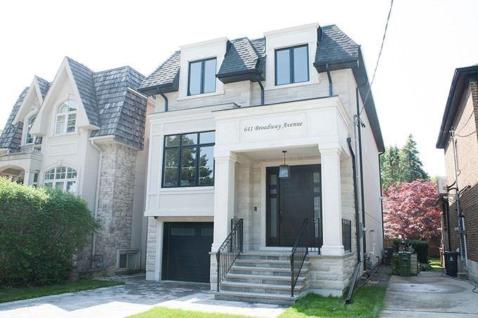 641 Broadway Ave, Toronto, M4G2S6