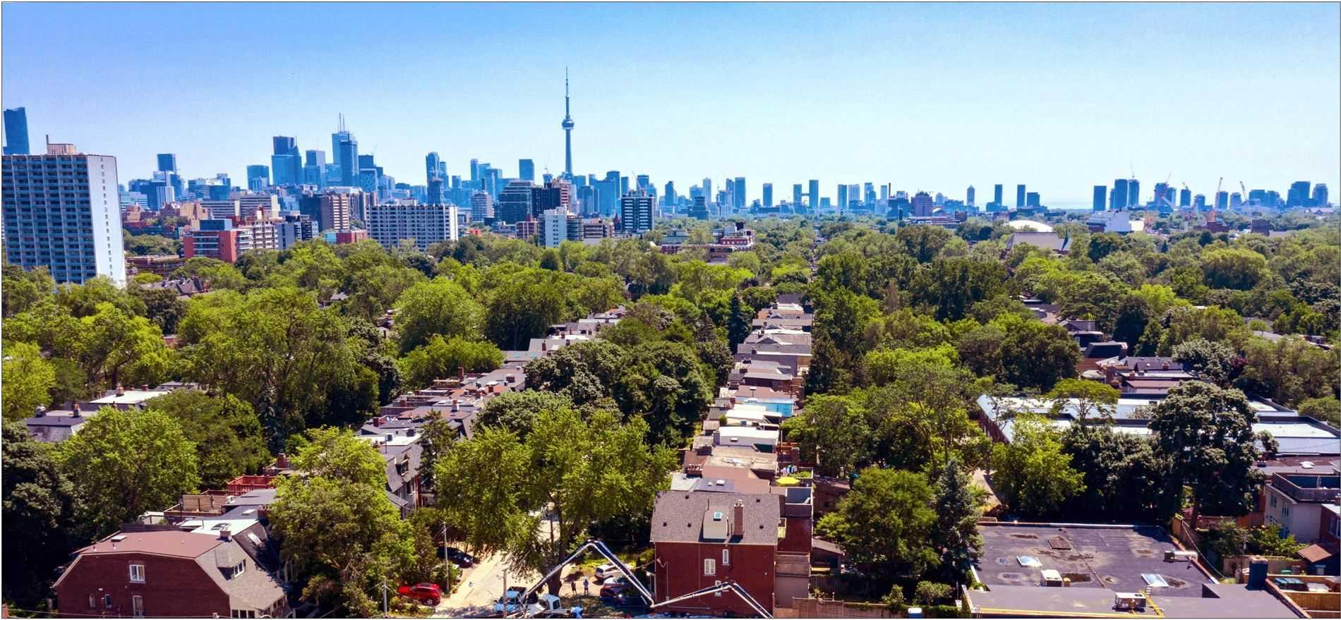 #2 - 536 Brunswick Ave, Toronto C4871144