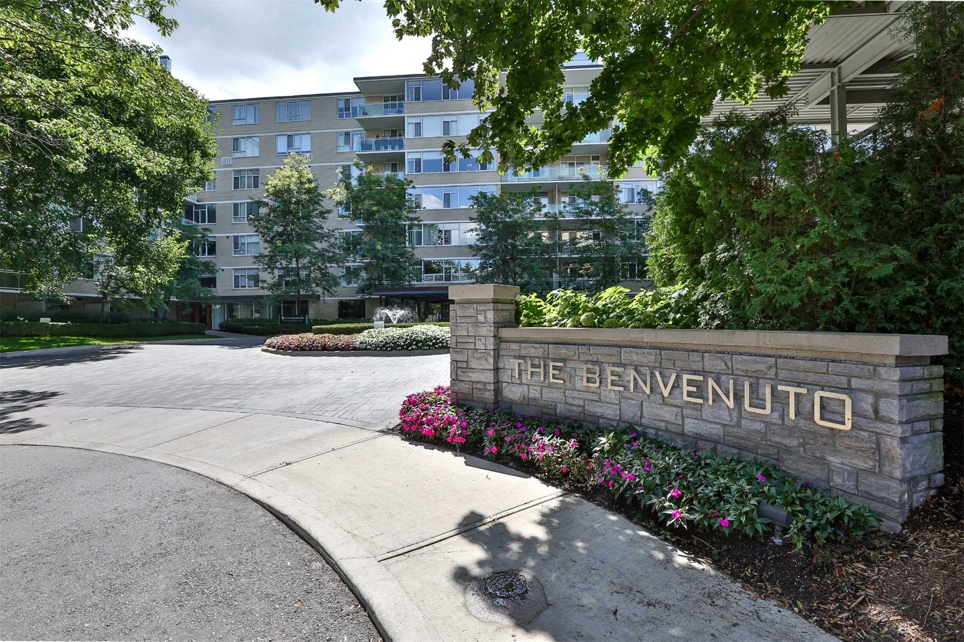 506 - 1 Benvenuto Pl, Toronto, M4V2L1