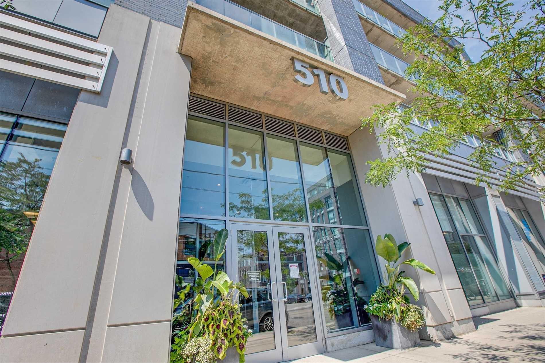 229 - 510 King St E, Toronto, M5A 0E5