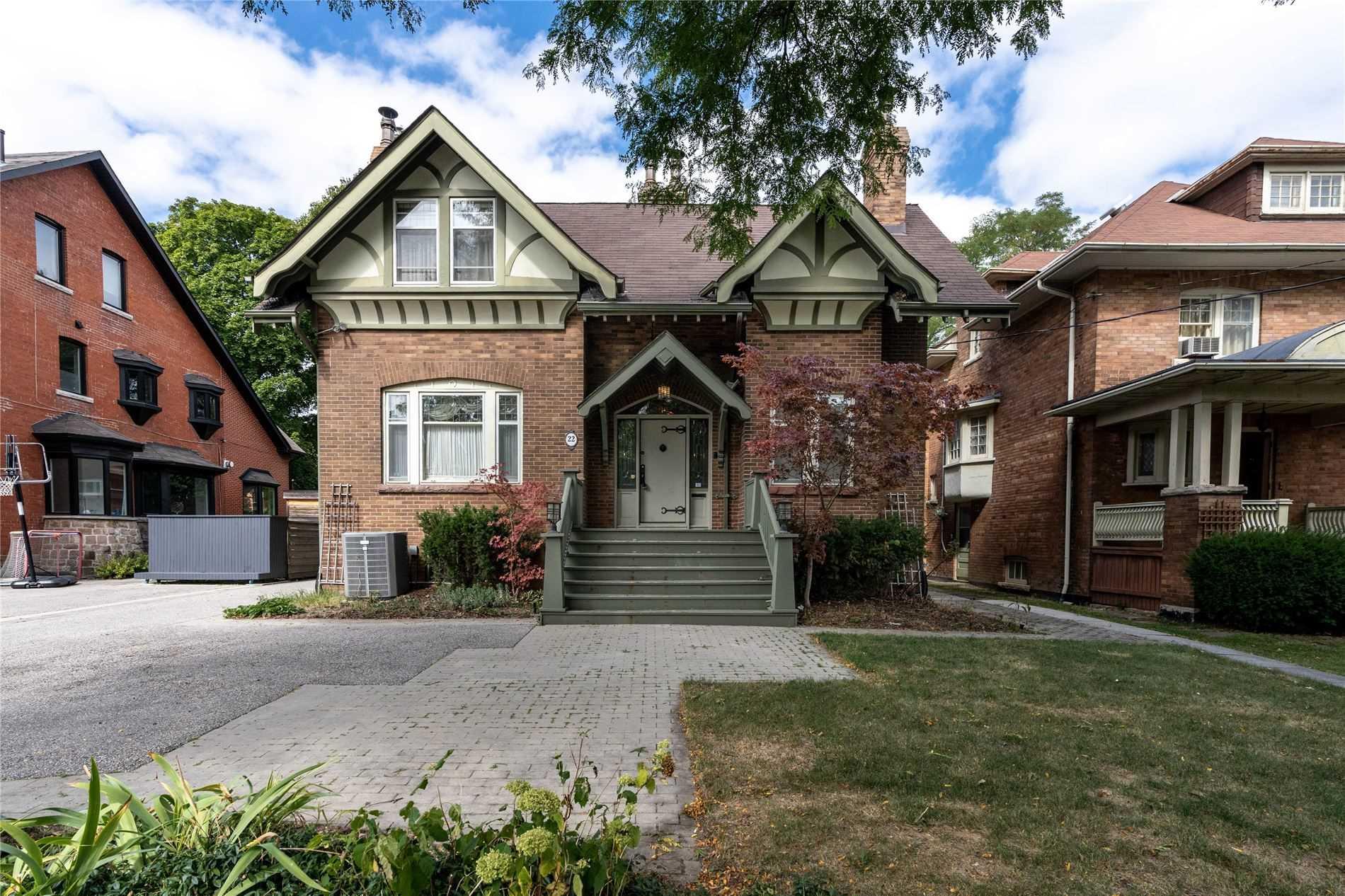 22 Lytton Blvd, Toronto, M4R1L1